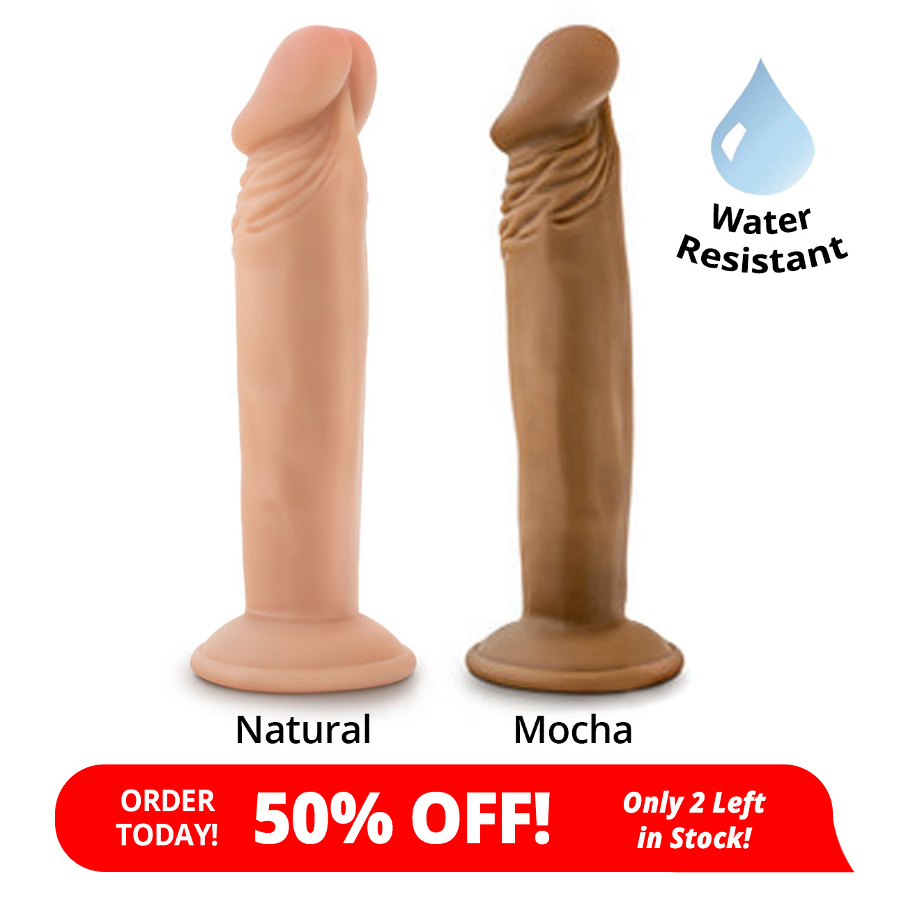 dildo Suction clips cup