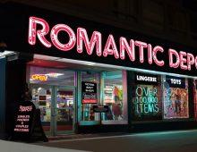 Romantic Depot Manhatan Front Store 1