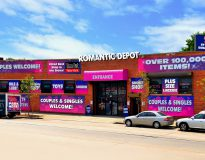 Romantic Depot Bronx Store Front 1