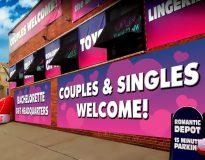 Romantic Depot Bronx Store Front 11