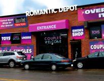 Romantic Depot Bronx Store Front 2