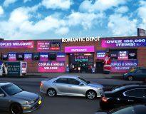 Romantic Depot Bronx Store Front 3