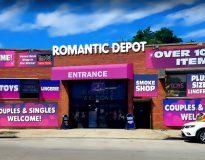 Romantic Depot Bronx Store Front 4